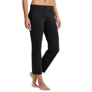 [Athleta] Metro Straight Leg Capri Navy Pant